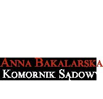Logo Anna Bakalarska